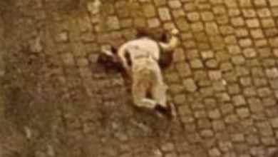 صورة سقوط قتيل وعدد من الجرحى جراء هجوم على كنيس يهودي وسط فيينا