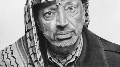 """صورة الذكرى السادسة عشر لوفاة الرئيس ياسر عرفات """"أبوعمار"""""""