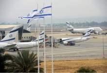 صورة مطار بن غوريون يوعز بتغيير مسار الرحلات شمالا خشية تصعيد محتمل مع غزة