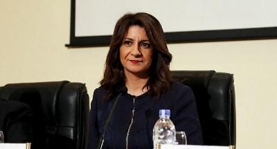"""وزيرة الدولة للهجرة وشؤون المصريين بالخارج، السفيرة """"نبيلة مكرم عبد الشهيد"""""""