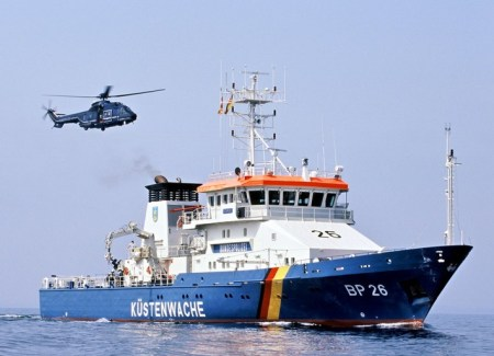 BP 26 ESCHWEGE - Foto: © Bundespolizeiinspektion See Cuxhaven