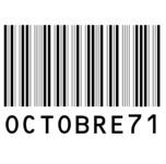 logo octobre 71