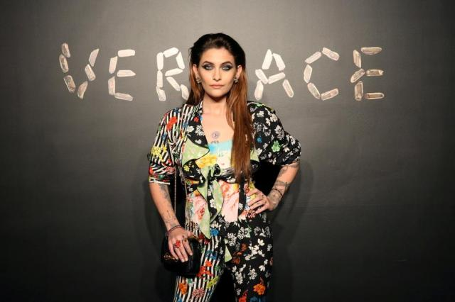 FILE PHOTO: Actress Paris Jackson poses for a photo before attending the Versace presentation in New York | Autor: ALLISON JOYCE/REUTERS/PIXSELL/REUTERS/PIXSELL