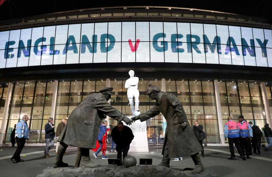 England v Germany - International Friendly - Wembley Stadium | Autor: Adam Davy/Press Association/PIXSELL