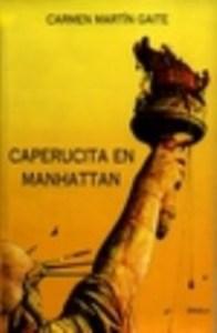 libros_para_leer_cubierta_caperucita_en_manhattan_carmen_martin_gaite