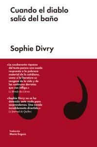 Cuando el diablo salió del baño, de Sophie Divry