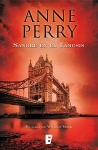 Sangre en el Támesis, de Anne Perry