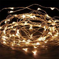 Solar Copper Wire Lights