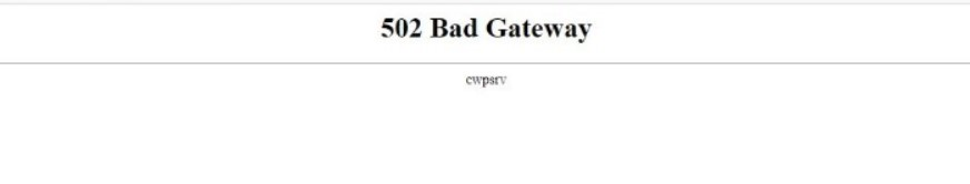 502-bad-gateway-cwpsrv