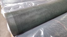 Phifer Arlyn Outdoor Vinyl Mesh 72in Wide 100 Yard