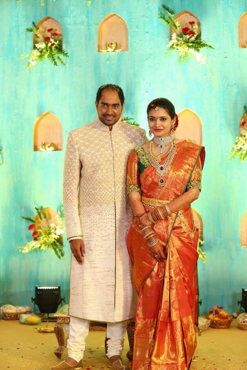 Director Krish Radha Krishna Jagarlamudi Doctor Ramya Engagement HD Photos 25CineFrames