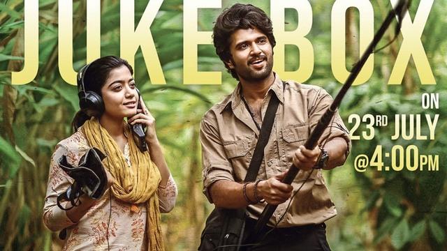 Prabhakaran Hd Wallpapers Vijay Devarakonda Dear Comrade Movie First Look Ultra Hd