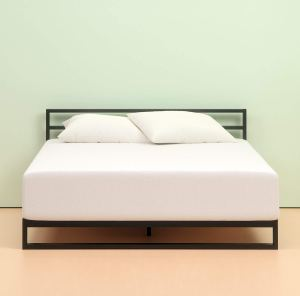 Zinus Memory Foam 12-inch Green Tea Queen Mattress