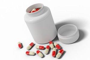 Pills in a Jar