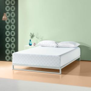 Zinus Gel Infused Green Tea Memory Foam twin Mattress –
