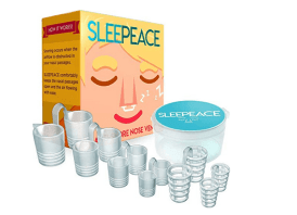SLEEPEACE Advanced Anti Snoring Solution Nose Vents
