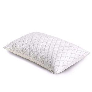 XixiHome Adjustable Hypoallergenic Shredded Memory Foam Pillow – Most Adjustable