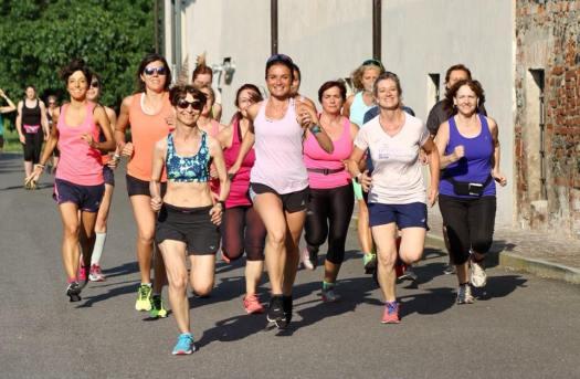 Running Charlotte_100 Principesse Torino