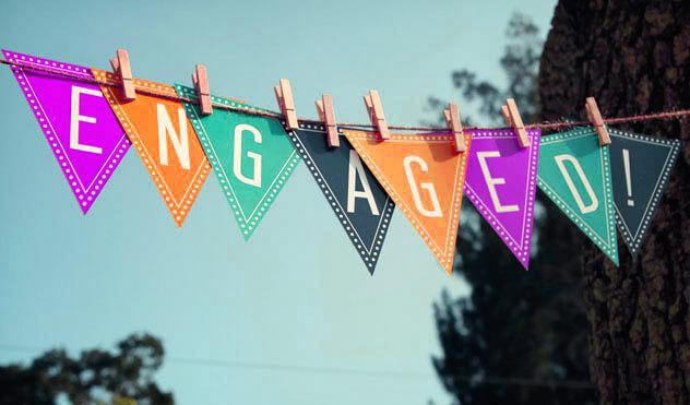 Basics of the Engagement Party  25karatscom Blog
