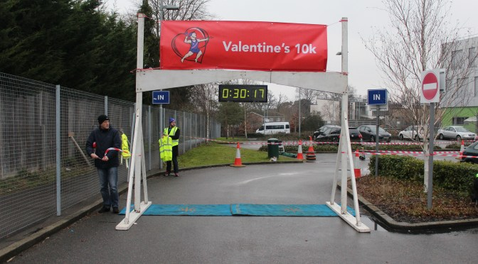 Valentine's 10k in the news