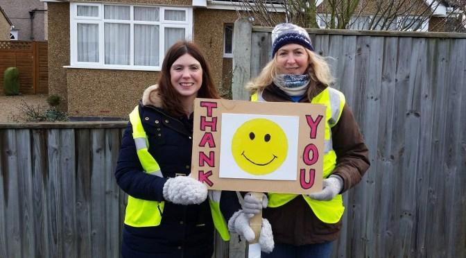 Valentine's 10k 2020 – Volunteer Sign-up