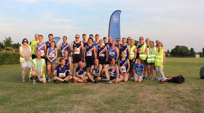 Imber Court Relays 2017 – Results