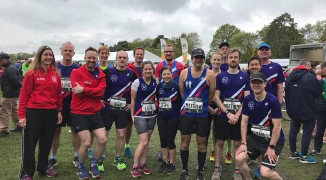 Fleet Half Marathon 2018
