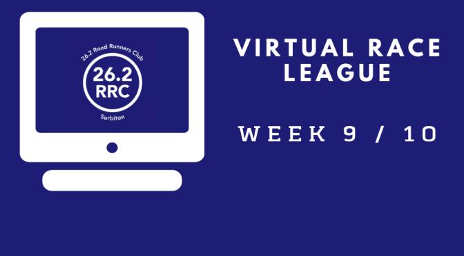 Week 9/10 Challenges