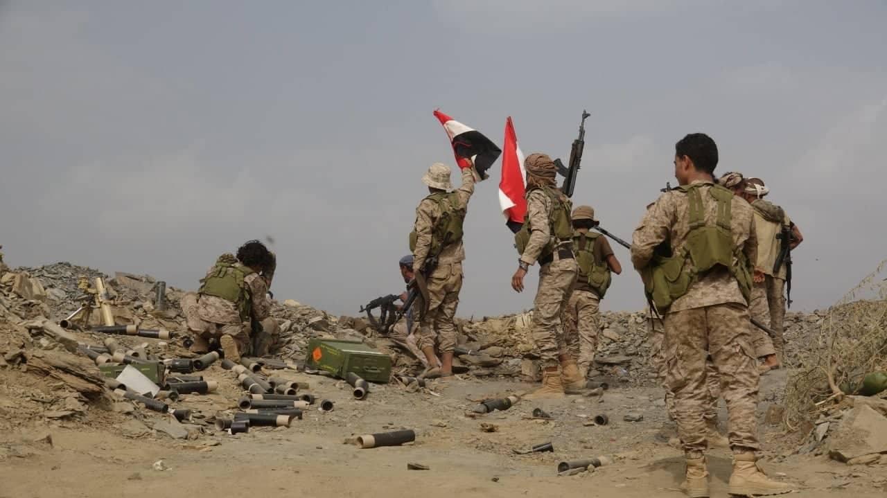 قوات الجيش تحرر مناطق جديدة في جبهة الصفراء بصعدة