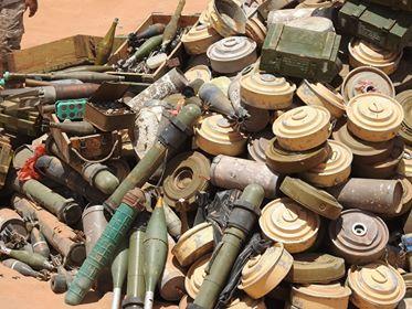 الفرق الهندسية للجيش تتلف 600 لغم أرضي زرعتها مليشيا الحوثي في الحديدة