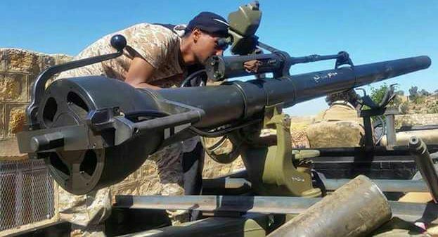 الجيش يكبد ميلشيا التمرد خسائر كبيرة في الأرواح والعتاد شمالي الضالع