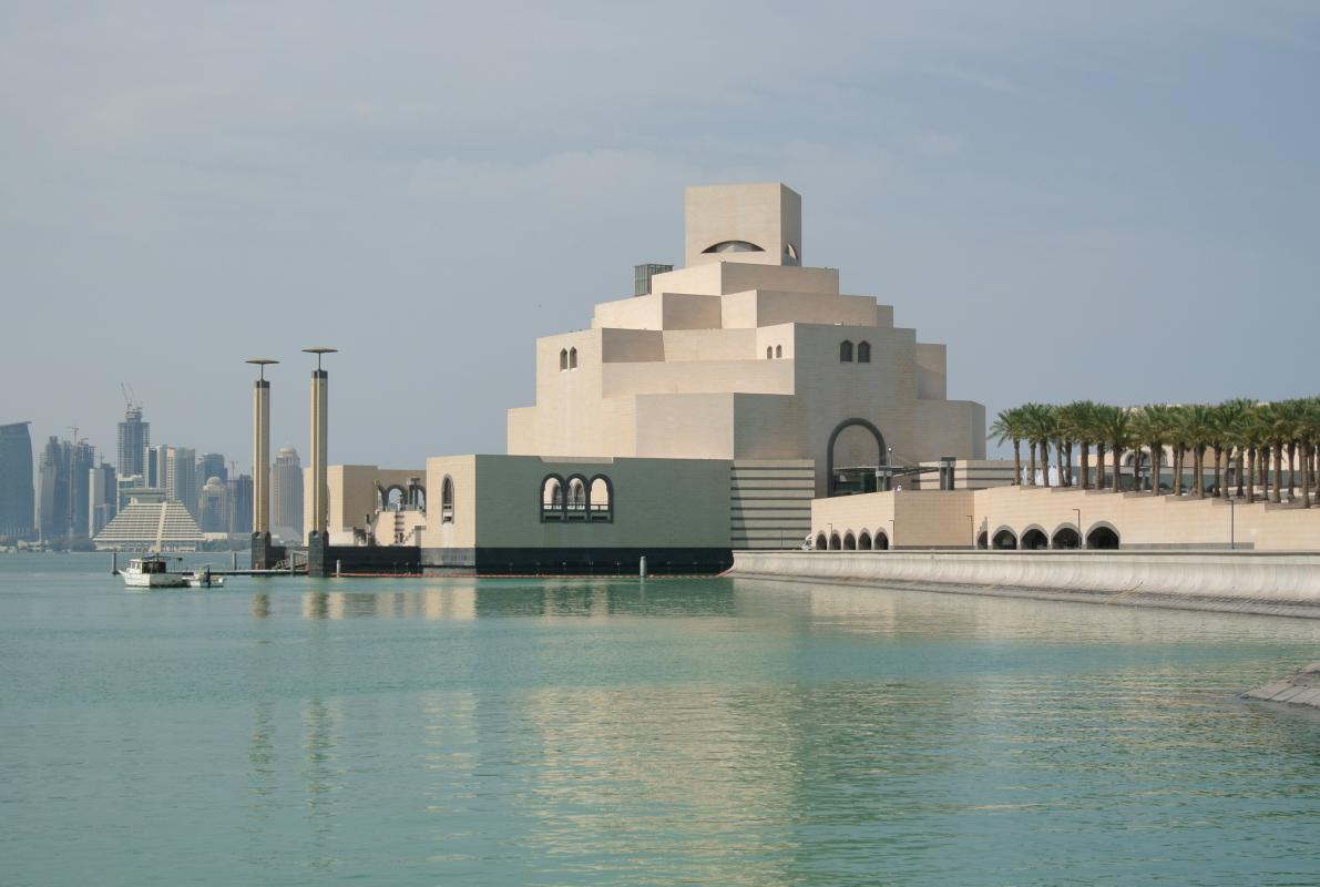 Afbeeldingsresultaat voor museum voor islamitische kunst qatar