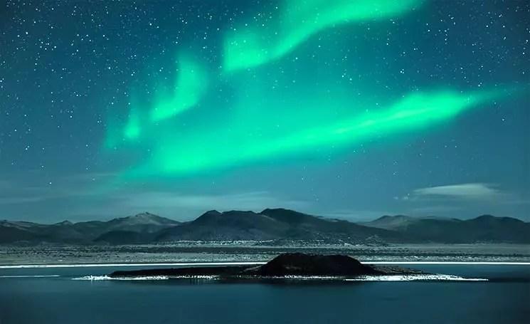 Northern Lights Alaska December