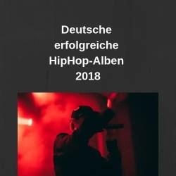 Deutsche erfolgreiche HipHop-Alben 2018