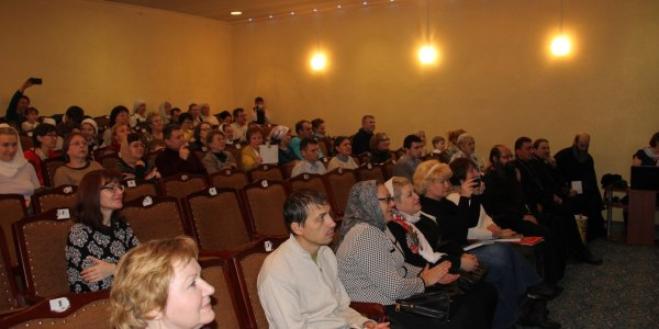 Первый юбилей богословского образования в Мурманской области