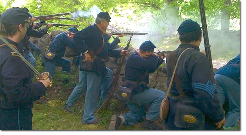 28th MASSACHUSETTS VOLUNTEER INFANTRY  Irish Brigade