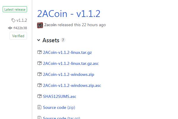 2ACoin v1.1.2