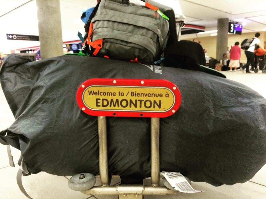 Edmonton update | 2adventuress