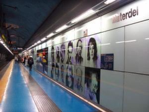 Napoli, trasporti: per la metropolitana di Materdei nuova uscita alla Sanità