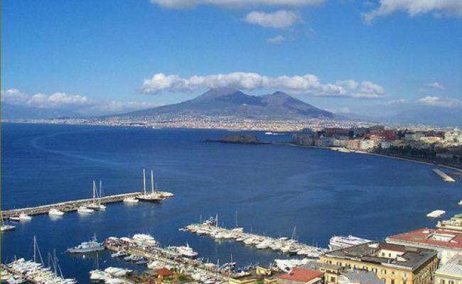 Previsioni Meteo Napoli Domani E Dopodomani Ci Sarà Bel