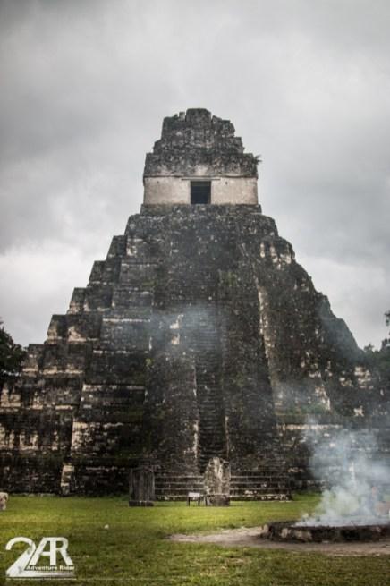 Maya Ruinen von Tikal