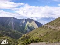 Anden Pass auf 4870 Metern