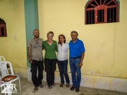 Mirko, Claudia, Carlotta & Hugo