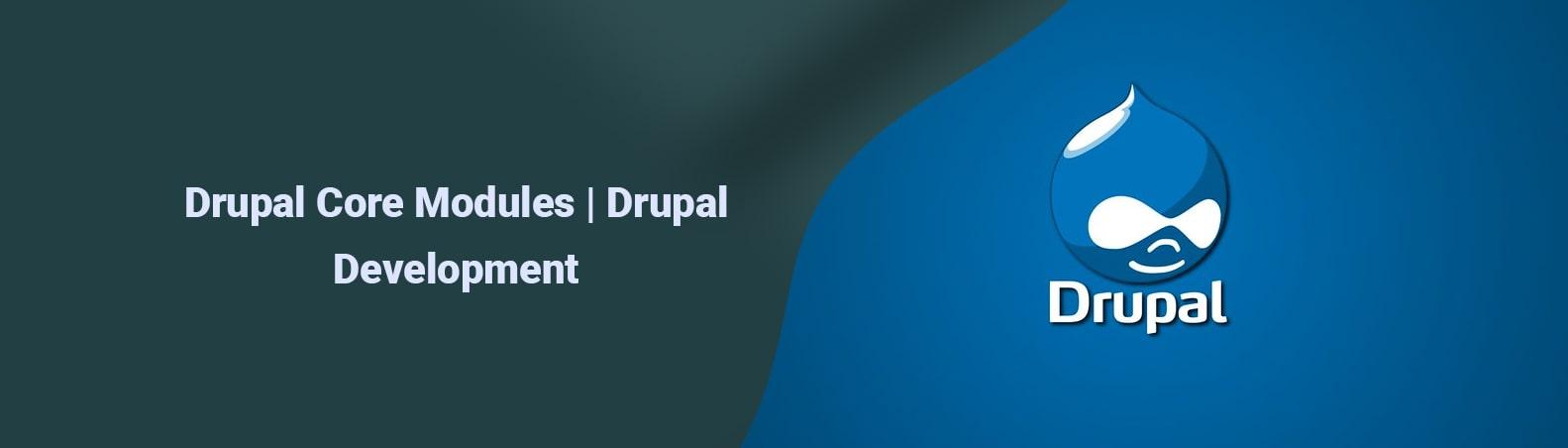 Drupal Core Modules-min
