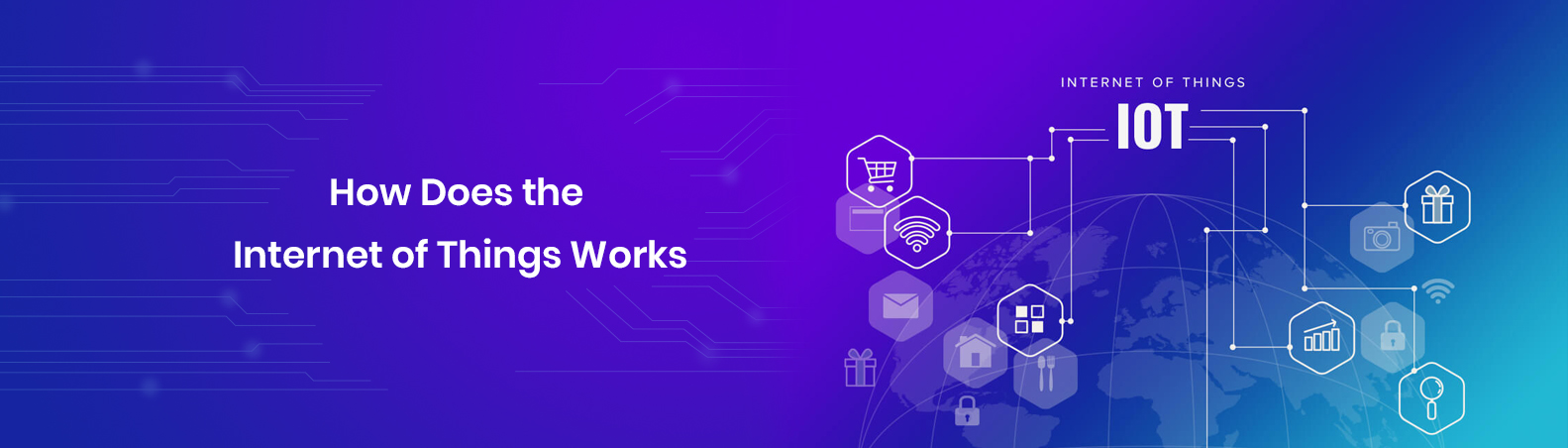 How Does the Internet of Things Works- IOT Services