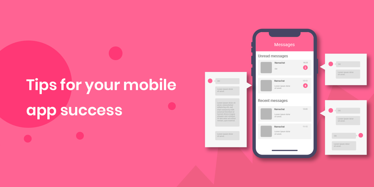 Tips For Your Mobile App Success