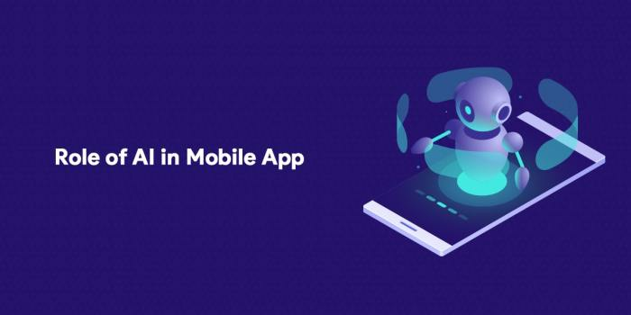 Does AI give birth to new Technological Era in Mobile Application?