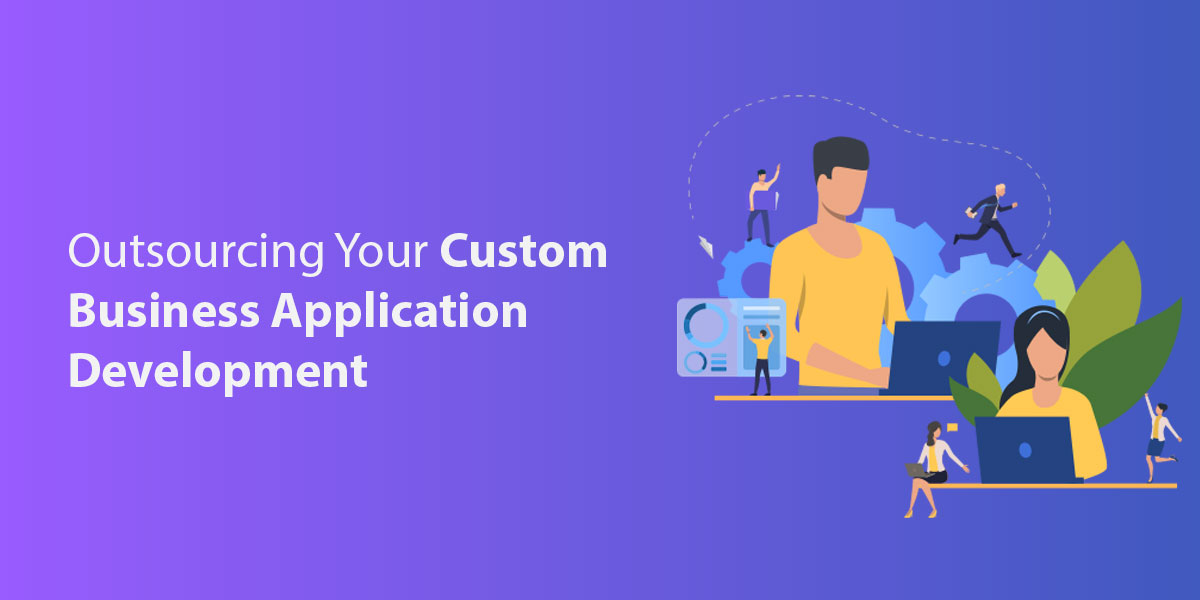 custom business application development