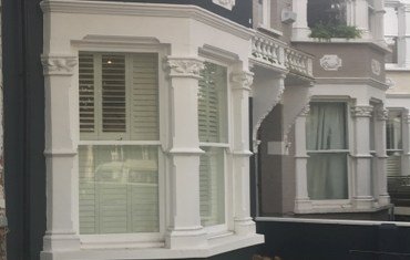 Sash Window Replacement - Enfield