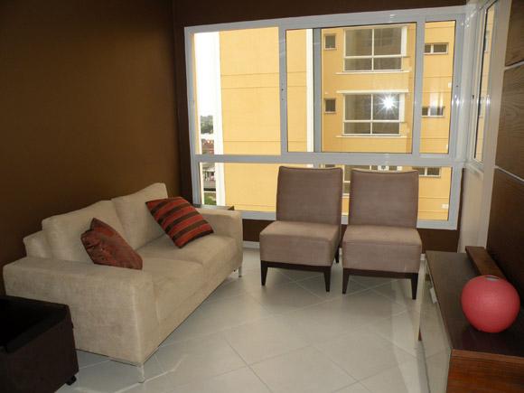 Salas Com Sofa Bege Decorao Elegante With Salas Com Sofa